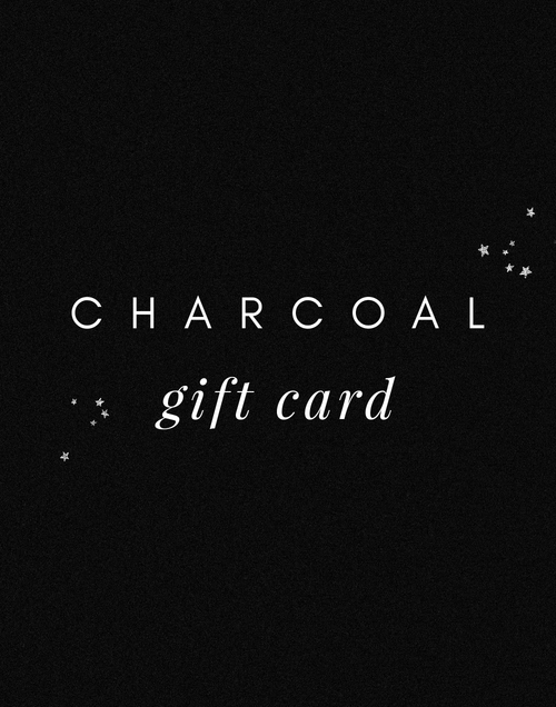 - Women's Gift Card - Charcoal Clothing