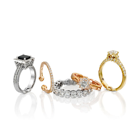 Engagement Rings Collection by DANA ARISH