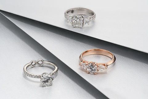 Fine Diamond Engagement Rings Collection