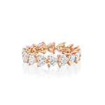 Eternity Hearts Ring