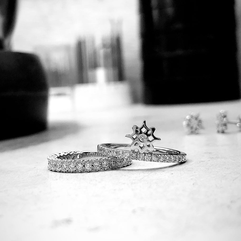 LOGO mini ring