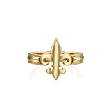 The Royal Ring, Fine 14k Yellow Gold Ring by DANA ARISH