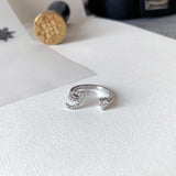 New Love Ring - White Gold