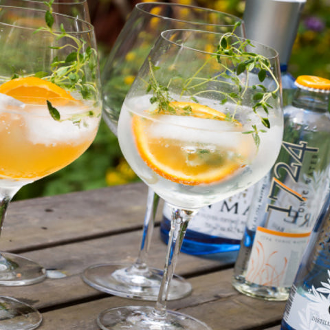 Ginmare og 1724 Tonic