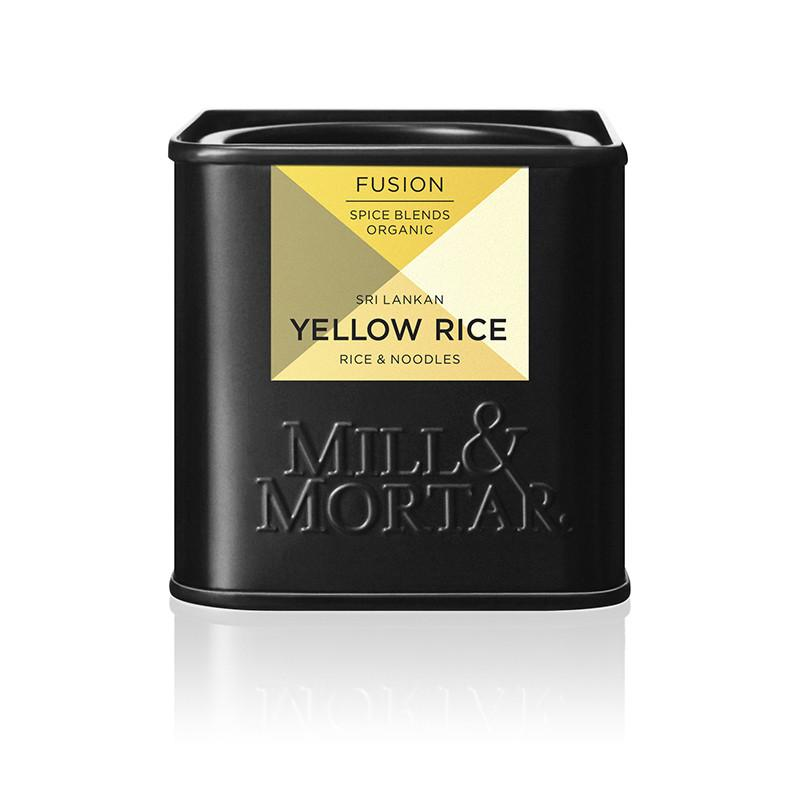 Mill & Mortar - Yellow Rice Økologisk