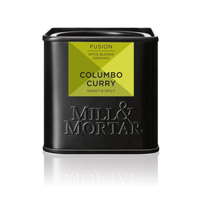 Mill & Mortar – Økologisk Colombo Curry