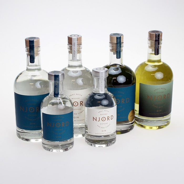 Njord Gin - Mother Nature Petit (20 cl)