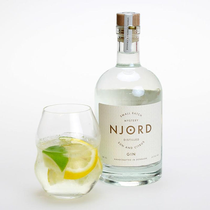 Njord Gin - Sun and Citrus