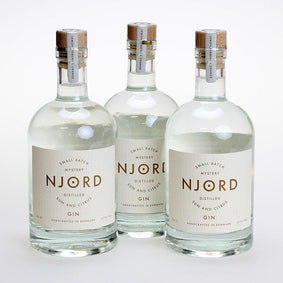 Njord Gin Sun and Citrus 50 cl. 47,5%
