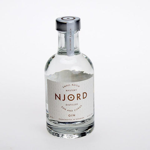 Njord Gin Sun and Citrus Petit