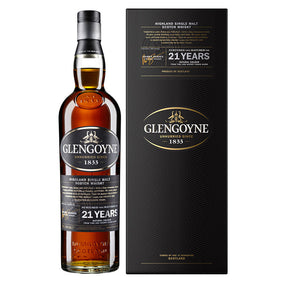Glengoyne 21 års Old Highland 43% Single Malt Whisky