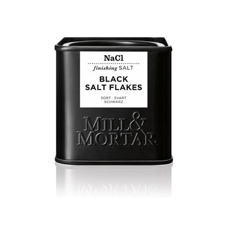 Mill & Mortar - Sort Flagesalt