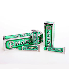 Marvis Classic Strong Mint Tandpasta (10ml) Traveller