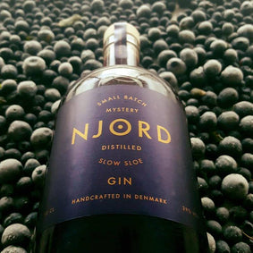 Njord Distilled Slow Sloe 50 cl.