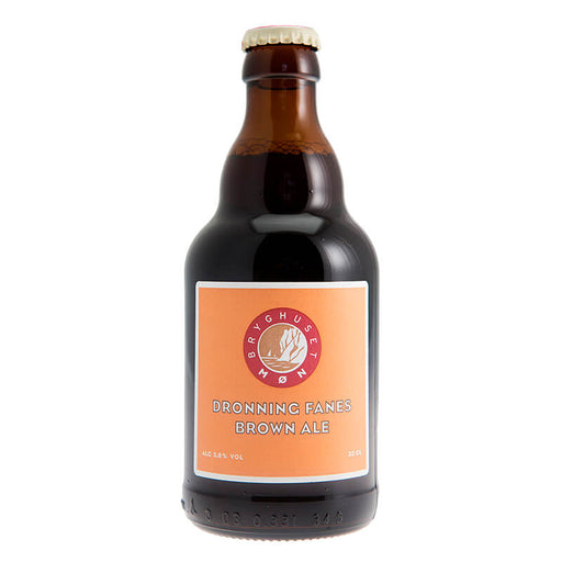 Møns bryghus brown ale