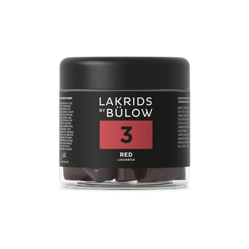 Lakrids by Bülow 3 rød