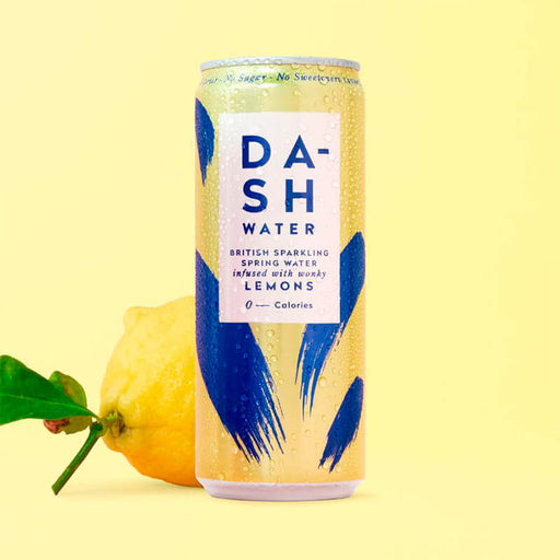 dash water citron danskvand