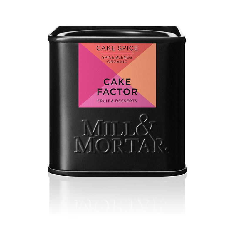 Mill & Mortar - Cake Factor ØKO