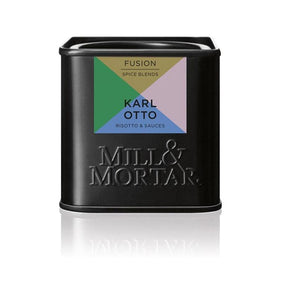 Mill & Mortar - Karl Otto