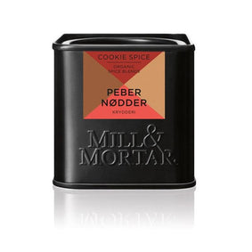 Mill & Mortar - Pebernødder Cookie Spice