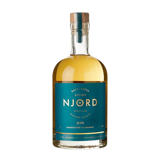 Njord gin mother nature nettle goutweet
