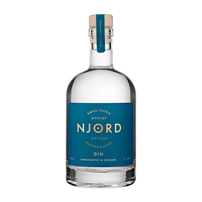 Njord Gin Mother Nature