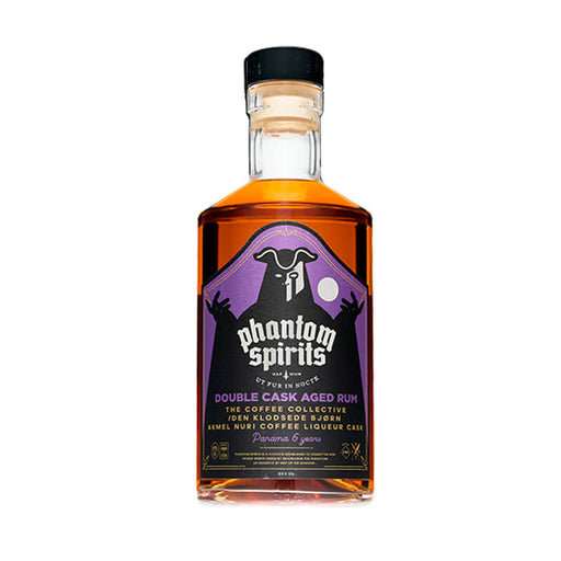 phantom spirits double cask aged rum coffee collective den klodsede bjørn