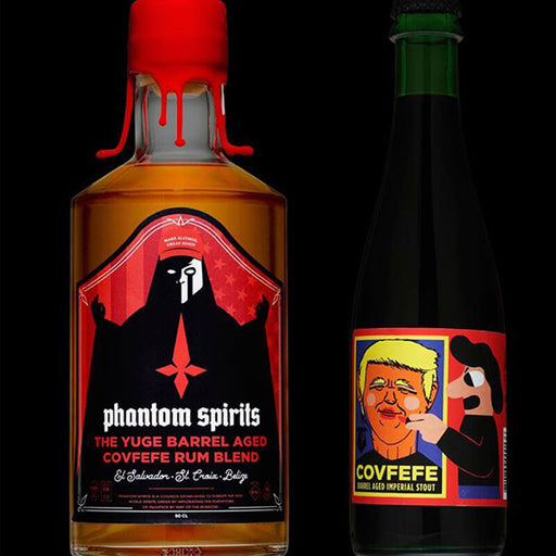 phantom spirits people like us rum beer