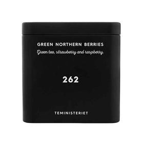 Teministeriet - 262 - Green Northern Berries