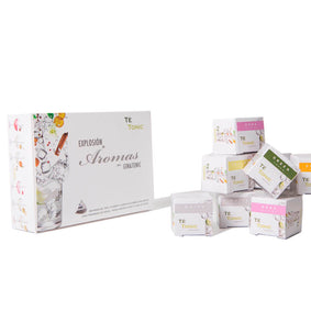 Té Tonic- Gin & Tonic mini pack 24