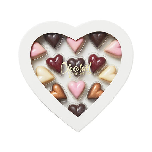 Xocolatl heart box