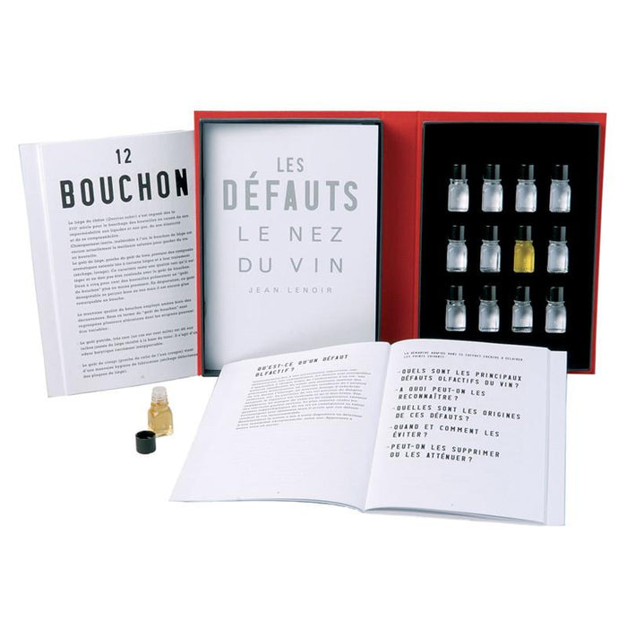 Le Nez du Vin - Faults in Wine