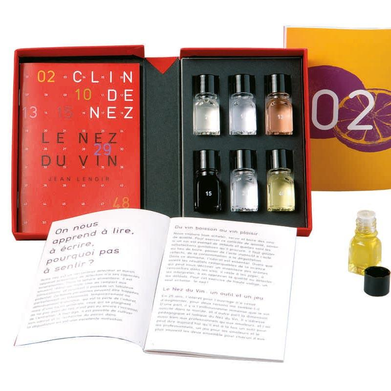 Le Nez du Vin - The Nose Knows 6 aromas