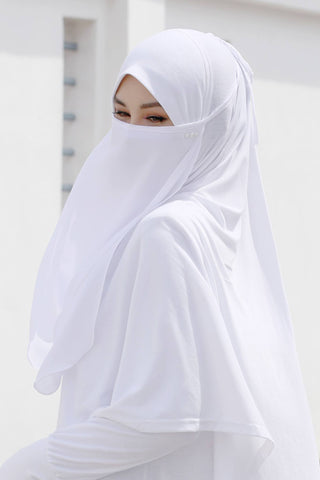Umrah / Hajj : Niqab - Modest Culture