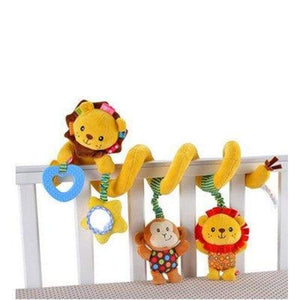 Animal Baby Bed Bumper - Baby Toys
