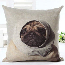 Load image into Gallery viewer, Animal Decorative Pillow Case - 450mm*450mm / 2435d - pillow case