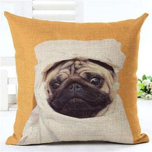 Load image into Gallery viewer, Animal Decorative Pillow Case - 450mm*450mm / 2435j - pillow case