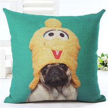 Load image into Gallery viewer, Animal Decorative Pillow Case - 450mm*450mm / 2435k - pillow case