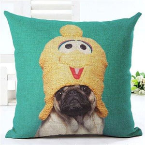 Animal Decorative Pillow Case - 450mm*450mm / 2435k - pillow case