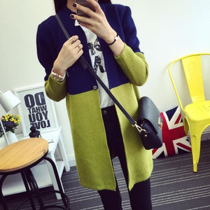 Autumn Fashion Cardigan - see chart 1 / S - Cardigan