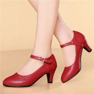 Autumn Pointed Toe Shoes - shoes
