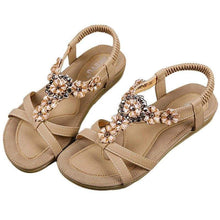 Load image into Gallery viewer, Bohemian Fashion Sandals - Sandals