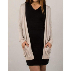 Casual Plus Size Cardigan - Cardigan