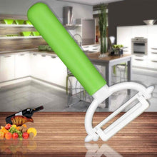 Load image into Gallery viewer, Ceramic Blade Knife Peeler - Kitchen Gadgets