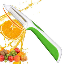Load image into Gallery viewer, Ceramic Knife Peeler - Kitchen Gadgets