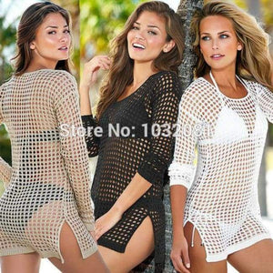 Crochet Cover-Up - Beach Cover-Up