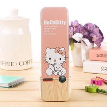 Load image into Gallery viewer, Cute Metal Pencil Case - Hello Kitty - Pencil Case