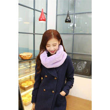 Load image into Gallery viewer, Fashion Winter Scarf - Purple - Scarf