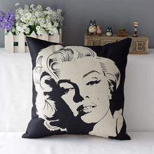 Load image into Gallery viewer, Film Starlet Throw Pillow - 9 / 45X45Cm - Pillowcase