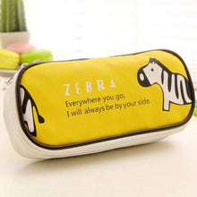 Load image into Gallery viewer, Funny Pencil Case - Zebra - Pencil Case